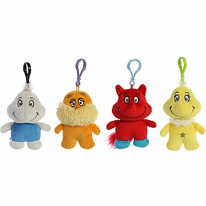 "4"" Dr Seuss Series 2 Blind Bag Asst."