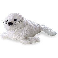 Mini Flopsies - Harp Seal 8in