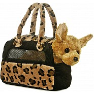 Fancy Pals - Chihuahua Pet Carrier 8in