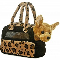 Fancy Pals - Chihuahua Pet Carrier 8""