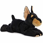 Doberman Duke 12""