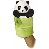 Panda Pop Up Puppet 10in