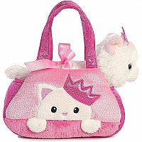 Fancy Pals - Peek-A-Boo Princess Kitty 7in