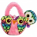 Fancy Pals - Owl You Need is Love Pink 7in