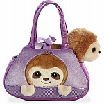 Fancy Pals Purse Sloth