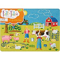 Let's Go to the Farm Felt Tales
