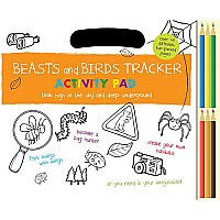 Activity Pad, Beasts & Birds