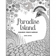 Paradise Island Coloring Book