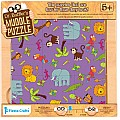 Jungle Muddle Puzzle 9 pc