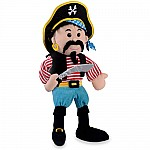 Stripe Pirate Hand Puppet