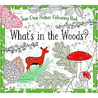 What's in the Woods?-NEW