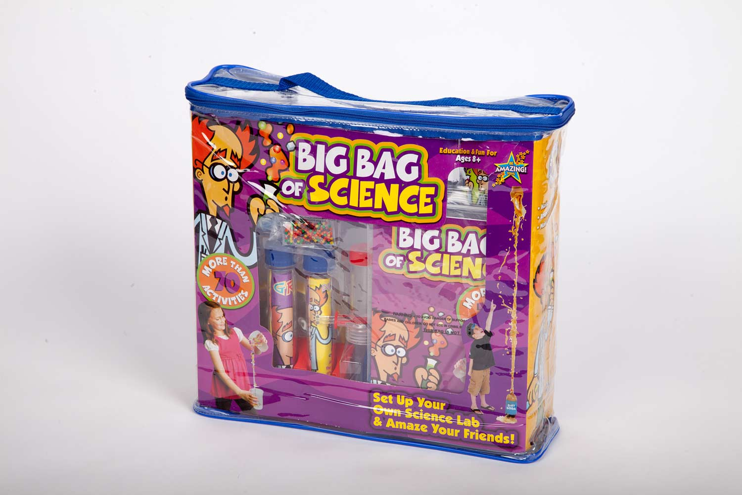 be amazing toys big bag of science instructions