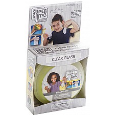 Clear Glass Super Slime