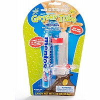 Geyser Tube Blister Card