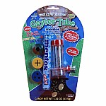 Geyser Tube With Caps Blister Card