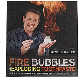 Fire Bubbles And Exploding Toothpaste