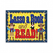 New Design! Lasso A Book