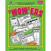 New Edition! Wowers Awards (downloadable PDF
