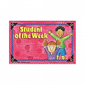 Student of the Week Award