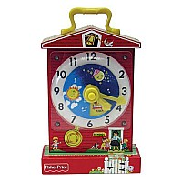 Music Box Teaching Clock