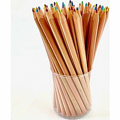 7-in-1 Triangle Wood Pencil-60