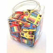 Mini Pencils In Pouch In Tub-100