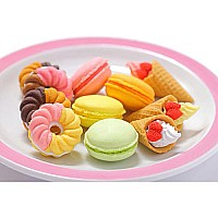 French Pastry Eraser-60