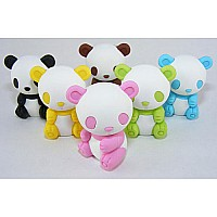 Mr. Panda Erasers-6 Colors-30