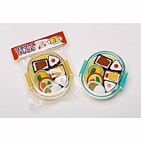 Japan Food Eraser Oval Box-6