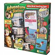 "Adventure Station ""Wild Birding Feeding Fun"""