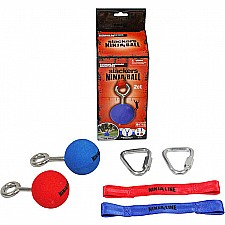 "Ninja Ball 2.5"" 2pc w/ Hardware"