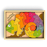 BEGA Counting Chameleon Puzzle
