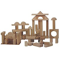 Beka Unit Blocks 68 piece set
