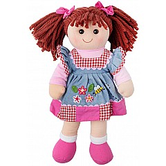 BigJigs Melody Doll - 13-inches
