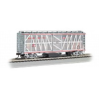 40' Box Car-Union Pacific (Damage Control Car)