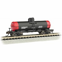 "Owenwood Motor Oil - ACF 36'6"" 10K Gal 1-Dome Tank Car"