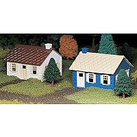 Cape Cod House (2/Box)