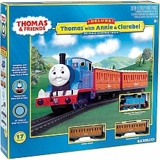 Thomas with Annie & Clarabel HO-Scale Set