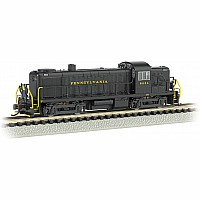 PRR #5604 (Black W/Yellow Lettering)