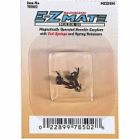 Magnetically Operated E-Z Mate Mark II Couplers-Medium (12Pr/Card)