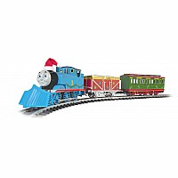 Thomas' Christmas Delivery (Loco With Moving Eyes)