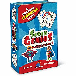 Super Genius: Multiplication 1