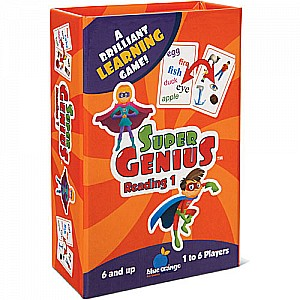 Super Genius: Reading 1