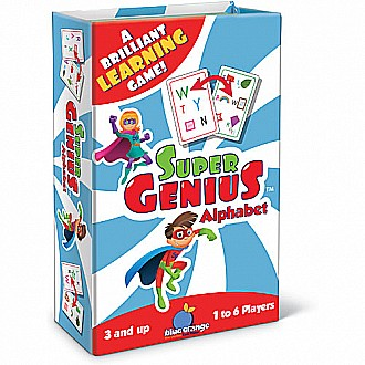 Super Genius: Alphabet