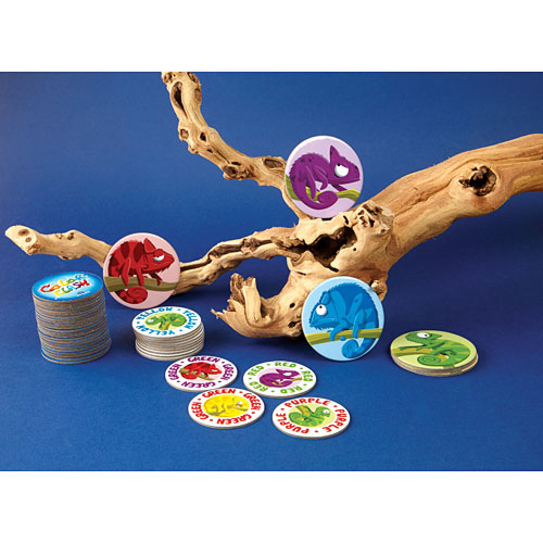 Color clash monkey fish toys for Monkey fish toys
