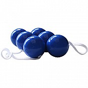Bolaball Extra Replacement Set of 6 Blue Balls