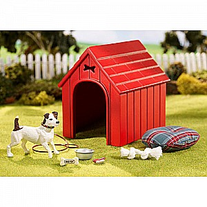 Dog House Gift Set