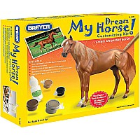 Breyer Customizing My Dream Horse