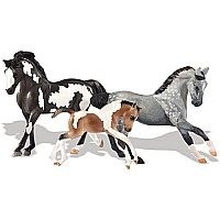 Horse Family Painting Kit