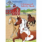 Stablemates Coloring Activity Book
